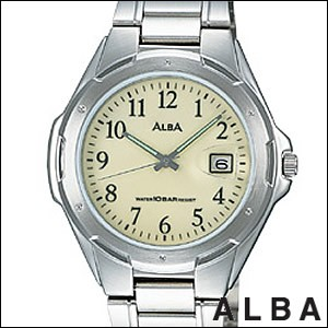 ALBA 腕時計 アルバ 時計 APBX205 メンズ ALBA SPORTS アルパ・スポーツ SEIKO 国内セイコー