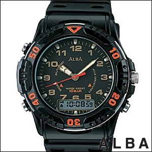 ALBA 腕時計 アルバ 時計 APEQ061 メンズ ALBA SPORTS アルパ・スポーツ SEIKO 国内セイコー