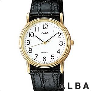 ALBA アルバ 腕時計 AQBB028 メンズ ペアウォッチ STANDARD スタンダード SEIKO 国内セイコー