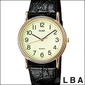 ALBA アルバ 腕時計 AQBB124 メンズ ペアウォッチ STANDARD スタンダード SEIKO 国内セイコー