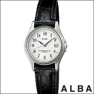 ALBA アルバ 腕時計 AQCZ015 レディース ペアウォッチ STANDARD スタンダード SEIKO 国内セイコー