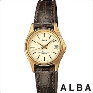 ALBA アルバ 腕時計 AQCZ016 レディース ペアウォッチ STANDARD スタンダード SEIKO 国内セイコー
