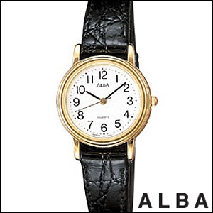 ALBA アルバ 腕時計 AQDB028 レディース ペアウォッチ STANDARD スタンダード SEIKO 国内セイコー