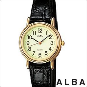 ALBA アルバ 腕時計 AQDB124 レディース ペアウォッチ STANDARD スタンダード SEIKO 国内セイコー