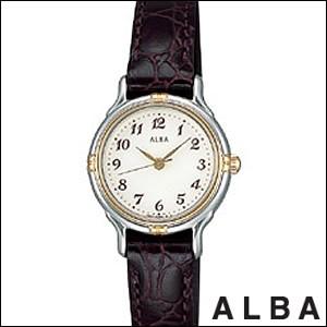 ALBA アルバ 腕時計 AQDK016 レディース STANDARD スタンダード SEIKO 国内セイコー