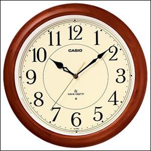 CASIO カシオ クロックIQ-1150NJ-5JF掛時計 wave ceptor ウェーブセプター 電波時計