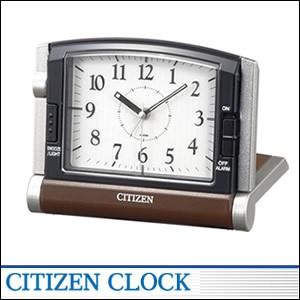 CITIZEN シチズン 目覚まし時計4GE963-006 目覚まし時計 アブロード963