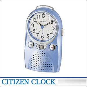 CITIZEN シチズン 目覚まし時計4SE521-004 目覚まし時計 伝言くんルージュW