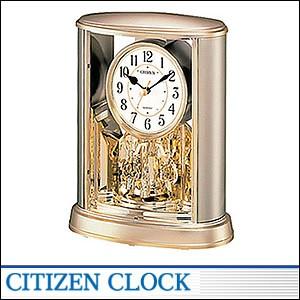 CITIZEN シチズン 置き時計4SG724-018 置時計 インテリア ギフト