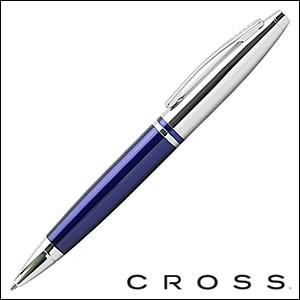 CROSS クロス 筆記具#AT0112-3 CALAIS カレイ ブルー ボールペン