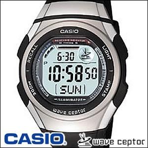 CASIO カシオ 腕時計 WV-57HJ-1AJF wave ceptor ウェーブ・セプター 電波時計