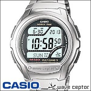 CASIO カシオ 腕時計 WV-58DJ-1AJF wave ceptor ウェーブ・セプター 電波時計