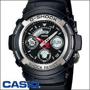 CASIO 腕時計 カシオ 時計 AW-590-1AJF Basic G-SHOCK