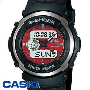 CASIO 腕時計 カシオ 時計 G-300-4AJF G-SPIKE G-SHOCK