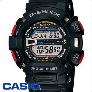 CASIO 腕時計 カシオ 時計 G-9000-1JF MUDMAN G-SHOCK DUAL ILLUMINATOR