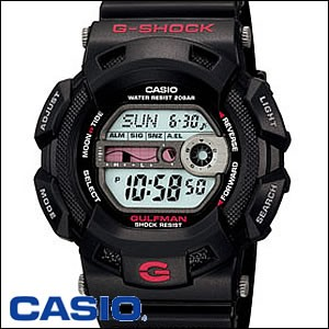 CASIO 腕時計 カシオ 時計 G-9100-1JF GULFMAN G-SHOCK DUAL ILLUMINATOR