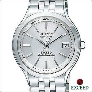 CITIZEN 腕時計 シチズン 時計 EBG74-2791 メンズ EXCEED エクシード エコ・ドライブ電波時計