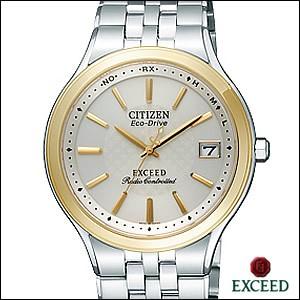 CITIZEN 腕時計 シチズン 時計 EBG74-2792 メンズ EXCEED エクシード エコ・ドライブ電波時計