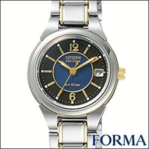 CITIZEN 腕時計 シチズン 時計 FRA36-2203 レディース ペアウォッチ FORMA フォルマ エコ・ドライブ