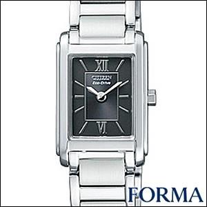CITIZEN 腕時計 シチズン 時計 FRA36-2431 レディース ペアウォッチ FORMA フォルマ エコ・ドライブ