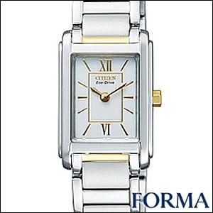 CITIZEN 腕時計 シチズン 時計 FRA36-2432 レディース ペアウォッチ FORMA フォルマ エコ・ドライブ