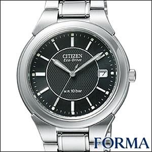 CITIZEN 腕時計 シチズン 時計 FRA59-2201 メンズ ペアウォッチ FORMA フォルマ エコ・ドライブ