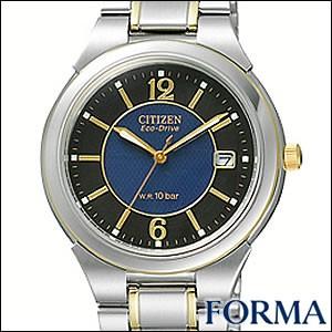 CITIZEN 腕時計 シチズン 時計 FRA59-2203 メンズ ペアウォッチ FORMA フォルマ エコ・ドライブ