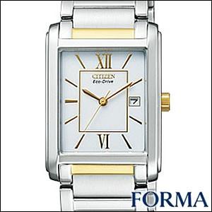 CITIZEN 腕時計 シチズン 時計 FRA59-2432 メンズ ペアウォッチ FORMA フォルマ エコ・ドライブ