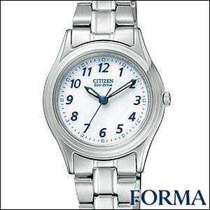 CITIZEN 腕時計 シチズン 時計 FRB36-2451 レディース ペアウォッチ FORMA フォルマ エコ・ドライブ