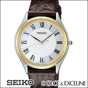 SEIKO セイコー 腕時計 SACM152 メンズ ペアウォッチ DOLCE&EXCELINE ドルチェ&エクセリーヌ