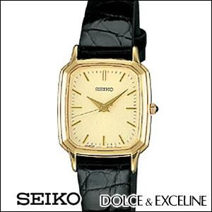 SEIKO セイコー 腕時計 SWDL164 レディース ペアウォッチ DOLCE&EXCELINE ドルチェ&エクセリーヌ