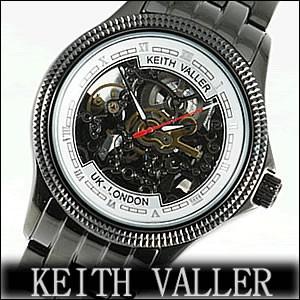 KEITH VALLER 腕時計 キースバリー 時計 BS011-BWH メンズ 限定モデル 日本未発売 スケルトン