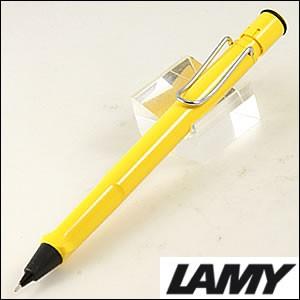 LAMY ラミー 筆記具L118 safari サファリ イエロー ペンシル