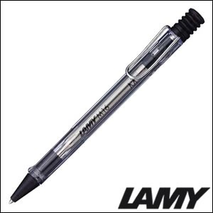 LAMY ラミー 筆記具L212 safari サファリ 限定モデル スケルトン ボールペン