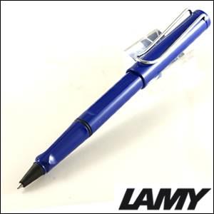 LAMY ラミー 筆記具L314 safari サファリ ブルー ローラーボール