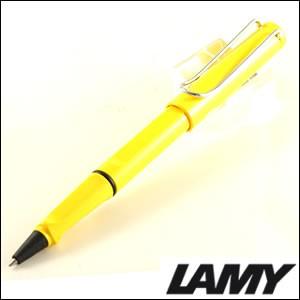 LAMY ラミー 筆記具L318 safari サファリ イエロー ローラーボール