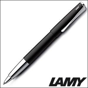 LAMY ラミー 筆記具L367 ステュディオ マットブラック ローラーボール