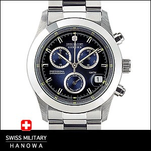 SWISS MILITARY 腕時計 スイスミリタリー 時計 ML245 メンズ ELEGANT CHORONO エレガントクロノグラフ