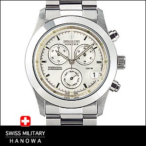 SWISS MILITARY 腕時計 スイスミリタリー 時計 ML246 メンズ ELEGANT CHORONO エレガントクロノグラフ