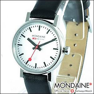 MONDAINE 腕時計 モンディーン 時計 A6583030111SBB レディース Evo エヴォ