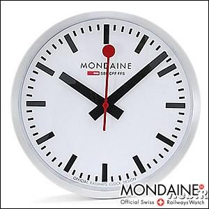 MONDAINE 腕時計 モンディーン 時計 A990CLOCK16SBB掛時計 Wall Clock ウォールクロック