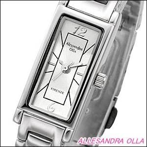 Alessandra Olla 腕時計 アレッサンドラオーラ 時計 AO-500-2SV レディース ブレスウォッチ