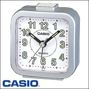 CASIO カシオ 置き時計TQ-141-8JF クロック/トラベルクロック
