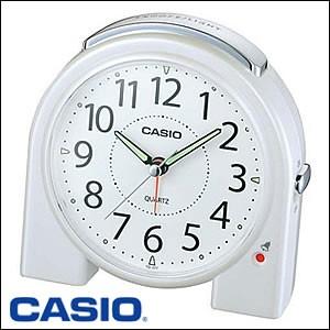 CASIO カシオ 置き時計TQ-377-7JF クロック/デスクトップクロック