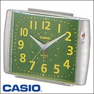 CASIO カシオ 置き時計TQ-379-8JF クロック/デスクトップクロック