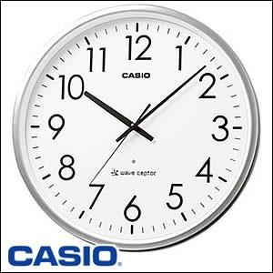 CASIO カシオ 掛時計IQ-2000J-8JF インテリアクロック wave ceptor OFFICE