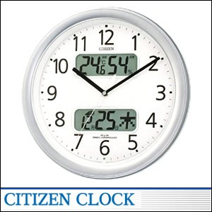 CITIZEN掛時計 シチズン 時計 4FYA01-019 電波掛時計 インテリア