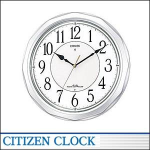CITIZEN掛時計 シチズン 時計 4MY642-019 電波掛時計 インテリア
