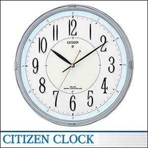 CITIZEN掛時計 シチズン 時計 8MY416-019 電波掛時計 インテリア