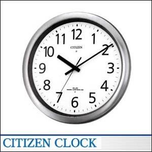 CITIZEN掛時計 シチズン 時計 8MY437-019 電波掛時計 オフィスタイプ